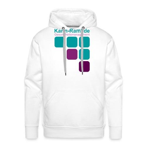 Karin-Raml Gesundheitsmanagement - Männer Premium Hoodie