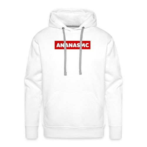 AnanasMC Text - Männer Premium Hoodie