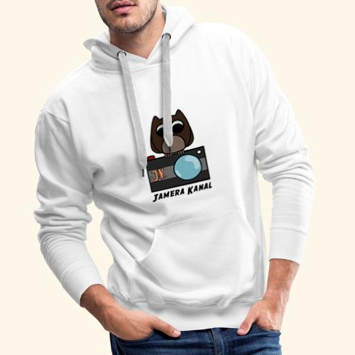 Die Jamera Eule - Männer Premium Hoodie