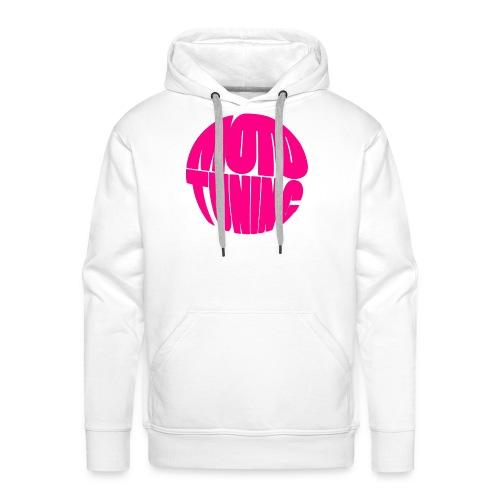MotoTuning Pink - Men's Premium Hoodie