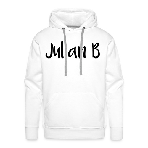 Julian-B-Merch - Premium hettegenser for menn