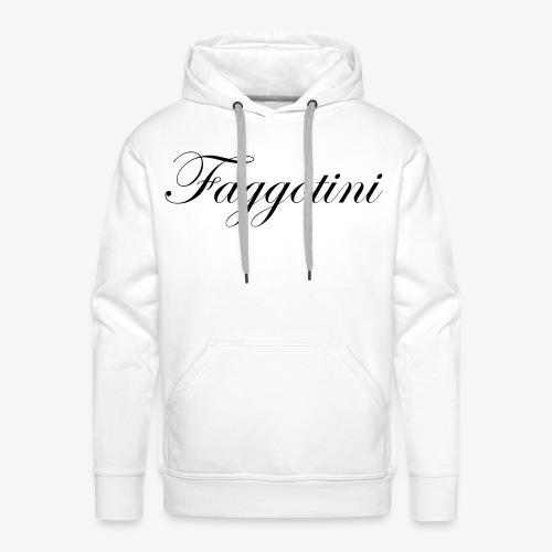 Fagotini - Sweat-shirt à capuche Premium pour hommes