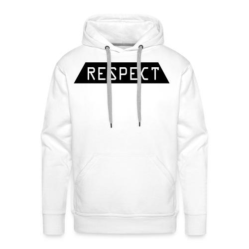 Respect - Premium hettegenser for menn