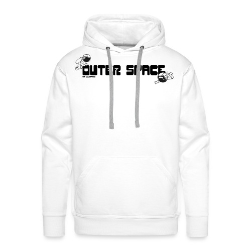 Outer Space - Männer Premium Hoodie