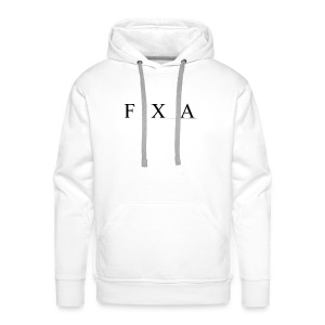 FXA HOODIE V2 - Premiumluvtröja herr