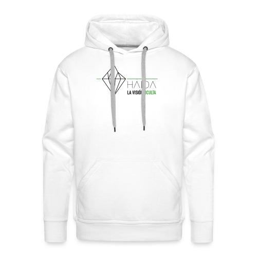Haida - Sudadera con capucha premium para hombre