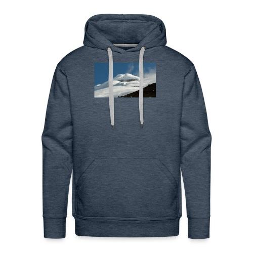 camiseta con estampe - Sudadera con capucha premium para hombre