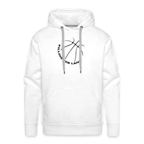 FillingTheLane.com Original T-Shirt - Mannen Premium hoodie