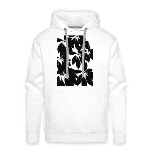 schefflera eightsome color white - Männer Premium Hoodie