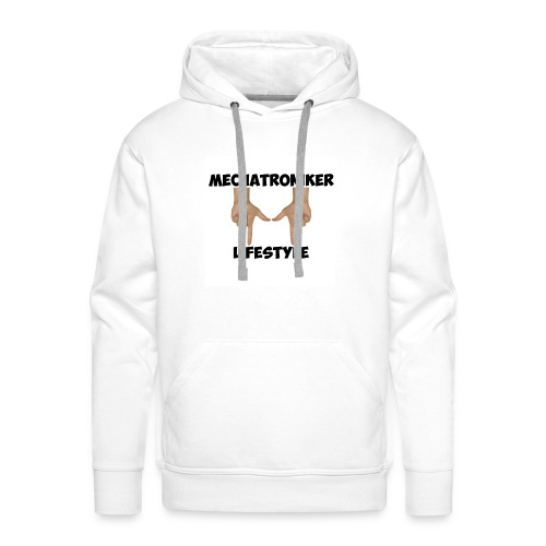 Mechatroniker Kollektion - Männer Premium Hoodie