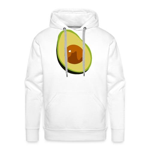 Avocado - Mannen Premium hoodie
