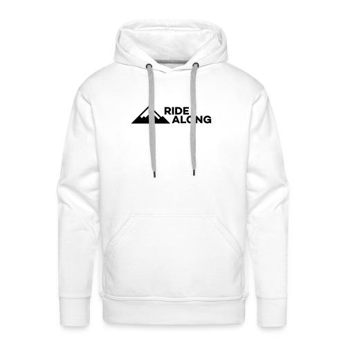 ridealonglogo-png - Mannen Premium hoodie