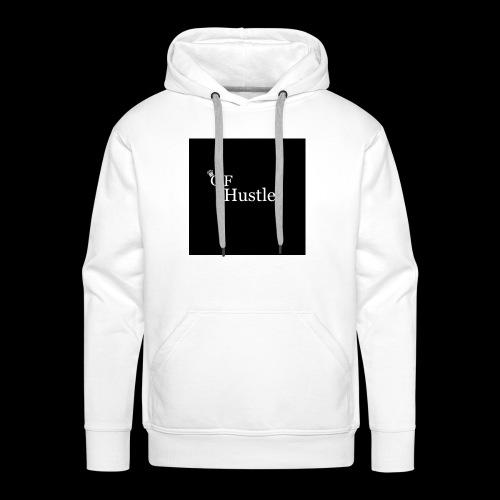 DF - Sweat-shirt à capuche Premium pour hommes