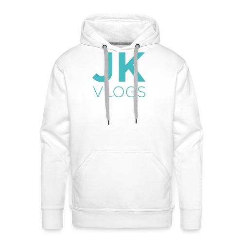 JK Vlogs Logo - Men's Premium Hoodie