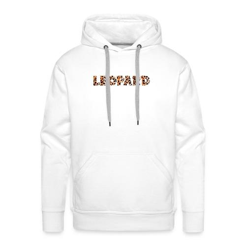 leopard 1237253 960 720 - Männer Premium Hoodie