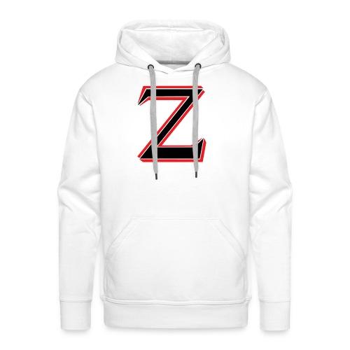 TheZbyszek - Bluza męska Premium z kapturem