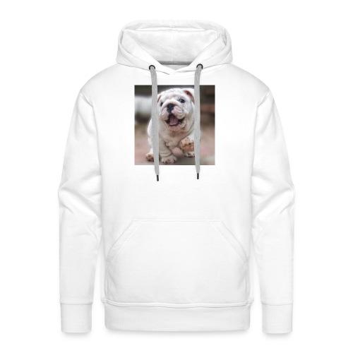Bulldoge - Männer Premium Hoodie
