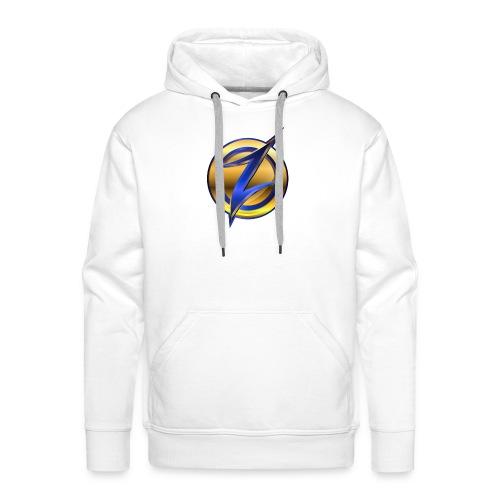 Zander logo - Men's Premium Hoodie