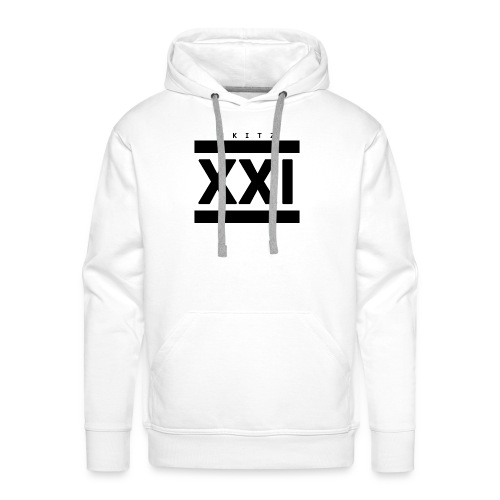 Skit T-Shirt (21st Century blackout edition) - Men's Premium Hoodie