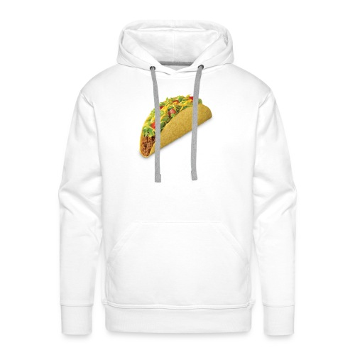 Taco is life - Premium hettegenser for menn