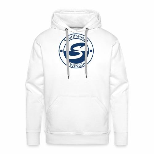Sportfreunde SWING'ler - blau - Männer Premium Hoodie