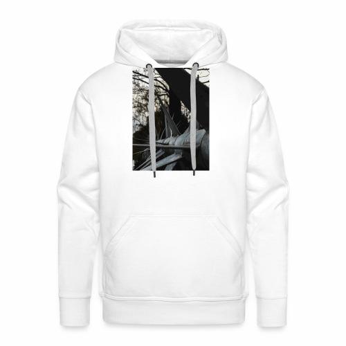 Illusion - Mannen Premium hoodie