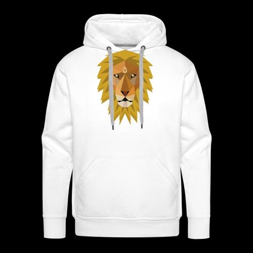 Spirit Lion case - Mannen Premium hoodie