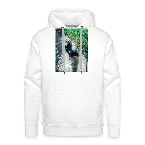 Hundeliebe - Männer Premium Hoodie