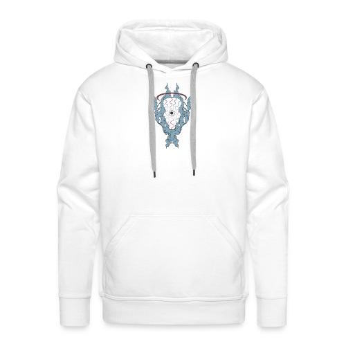 providence eyes - Sweat-shirt à capuche Premium pour hommes