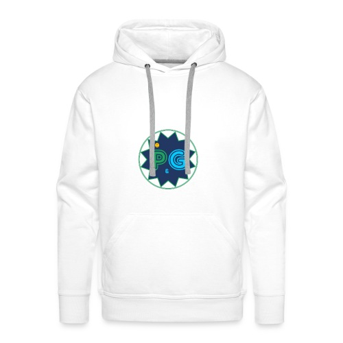 Pien En Gien Logo - Mannen Premium hoodie