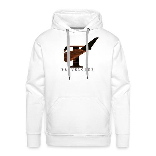 TRAVELCLUB - Männer Premium Hoodie