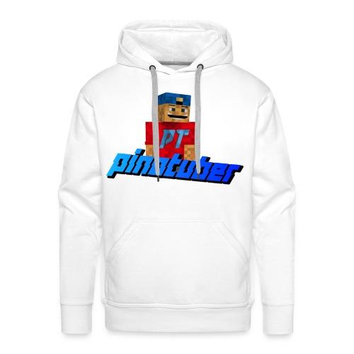 Pinotuber Minecraft - Mannen Premium hoodie