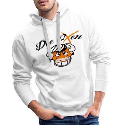 Die Oxen Logo 1 - Männer Premium Hoodie