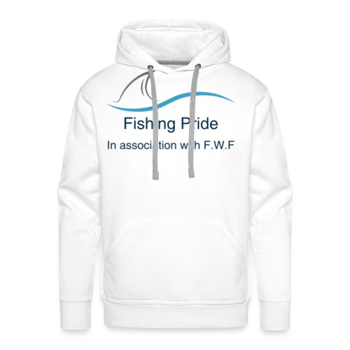 Official Fishing Pride Merchandise - Men's Premium Hoodie