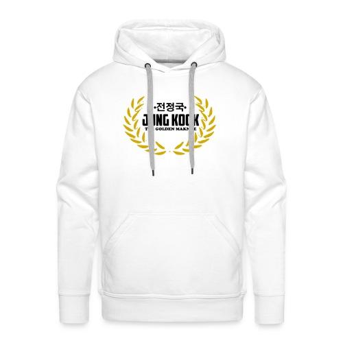 JK The Golden Maknae - Männer Premium Hoodie