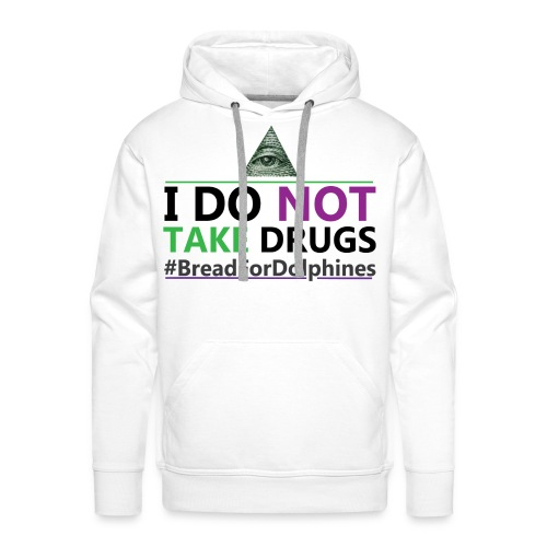Drugs Friendly - Men's Premium Hoodie