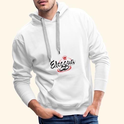 ELEGGUA - Sudadera con capucha premium para hombre