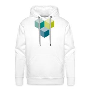 Cube - Männer Premium Hoodie