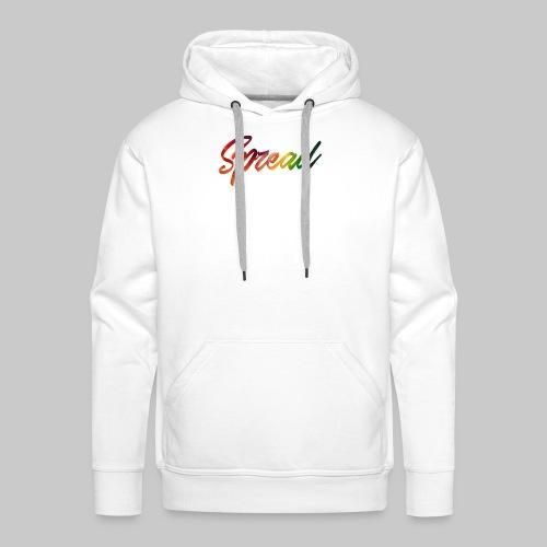 Spread - Sweat-shirt à capuche Premium pour hommes