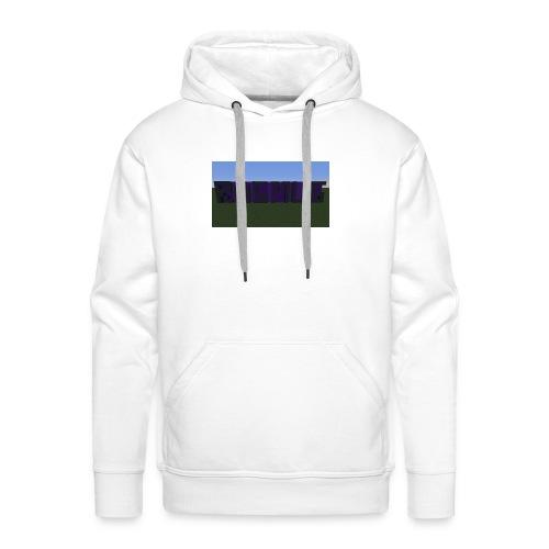 Minecraft - Premiumluvtröja herr