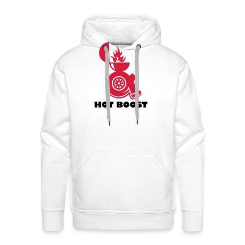 Hot Boost - Männer Premium Hoodie