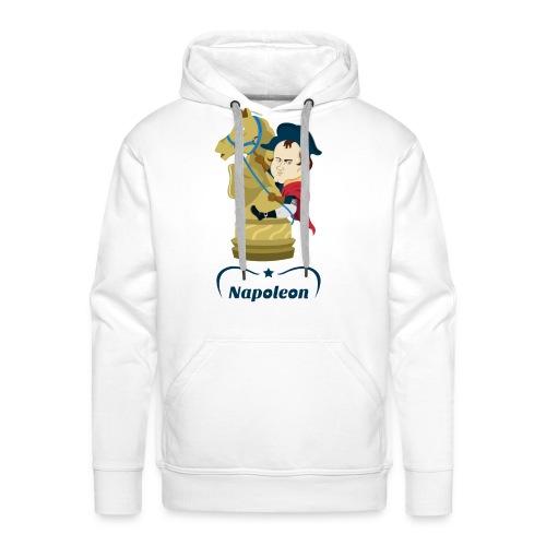 Napoleon - Männer Premium Hoodie