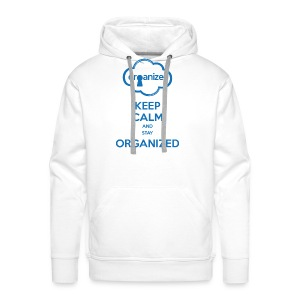 Keep calm and stay ORGanized - Men's Premium Hoodie
