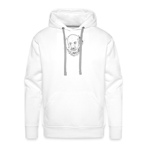 pearls_cup - Sudadera con capucha premium para hombre