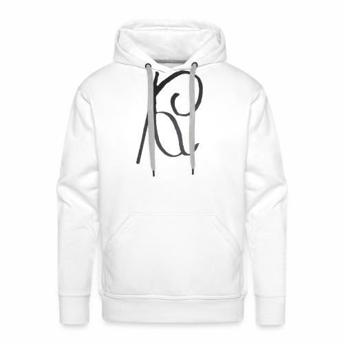 voici la marque AlphaRun - Sweat-shirt à capuche Premium pour hommes