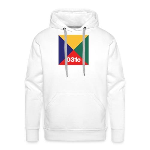 multicolor - Sweat-shirt à capuche Premium pour hommes