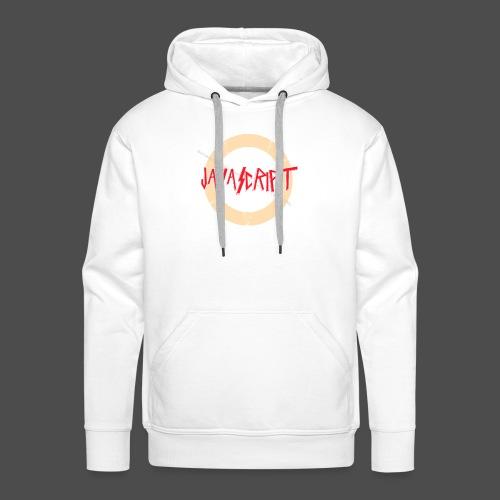 Javascript metal t-shirt - Mannen Premium hoodie