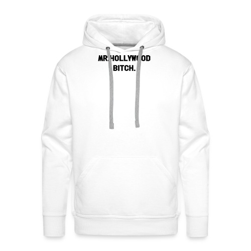 Mr. Hollywood Dame - Premium hettegenser for menn