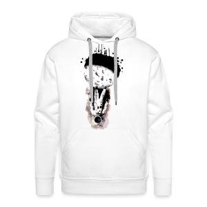 astronaute - Sweat-shirt à capuche Premium pour hommes