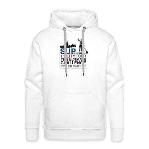 SUP11 City Tour Logo Shirt - Men's Premium Hoodie